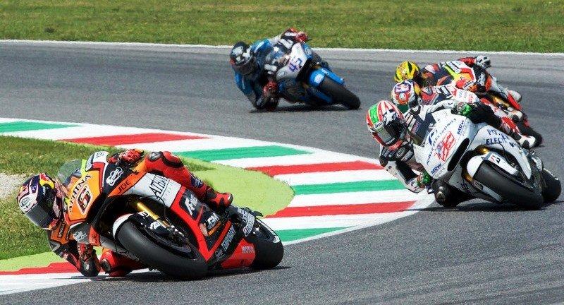 2015 Forward Racing Team 06 Mugello GP