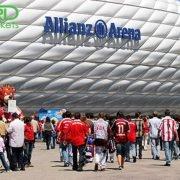 Allianz Arena – Exterior 3WT