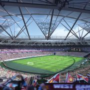Olympic stadium-London