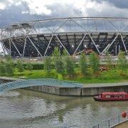 Queen Elizabeth Olympic Park Waterways Cruise 1